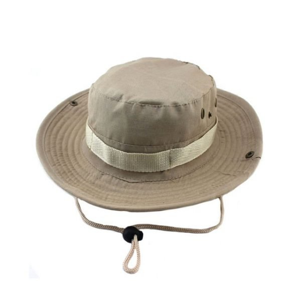 Summer Camo Fisherman Casual Bucket Camping Hiking Travel fishing mountaineering sombrero sunshade Bonnie hat For women men 20