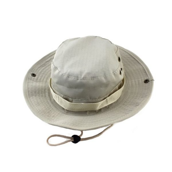 Summer Camo Fisherman Casual Bucket Camping Hiking Travel fishing mountaineering sombrero sunshade Bonnie hat For women men 26