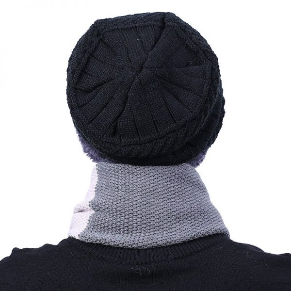 new knitted hat fashion Beanies Knit Men's Winter Hat Caps Skullies Bonnet For Men Women Beanie Casual Warm Baggy Bouncy 10