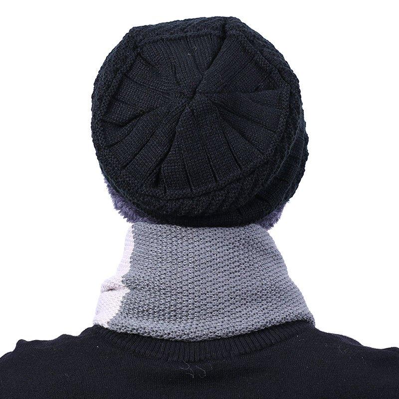 new knitted hat fashion Beanies Knit Men's Winter Hat Caps Skullies Bonnet  For Men Women Beanie Casual Warm Baggy Bouncy 9