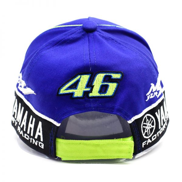 New Design F1 Racing YMH Hat Motorcycle Racing Cap 8