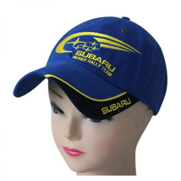 F1 Racing Cap Cotton Male Sports Motorcycle Racing Baseball Caps 8