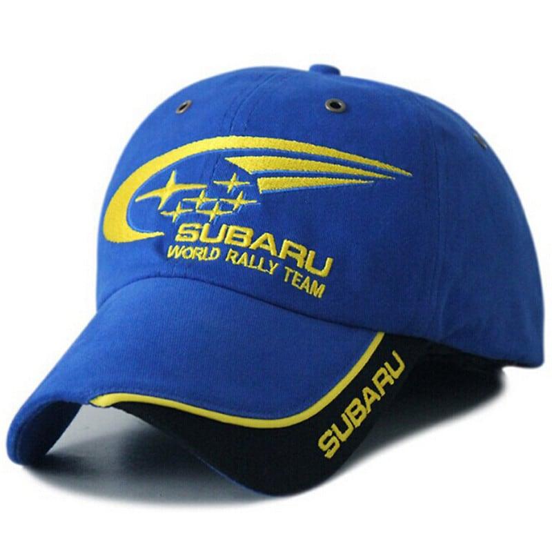 F1 Racing Cap Cotton Male Sports Motorcycle Racing Baseball Caps 11