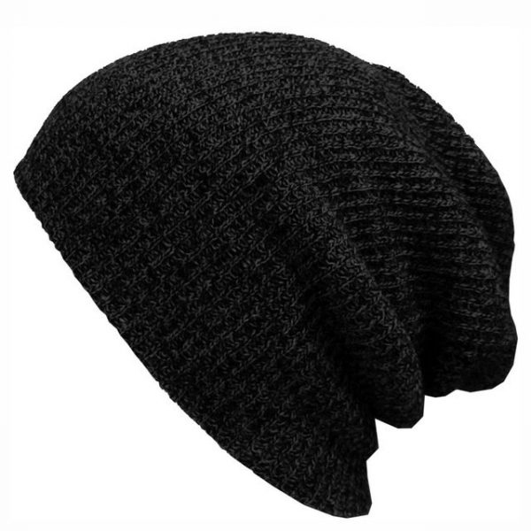 Winter Beanies Solid Color 16