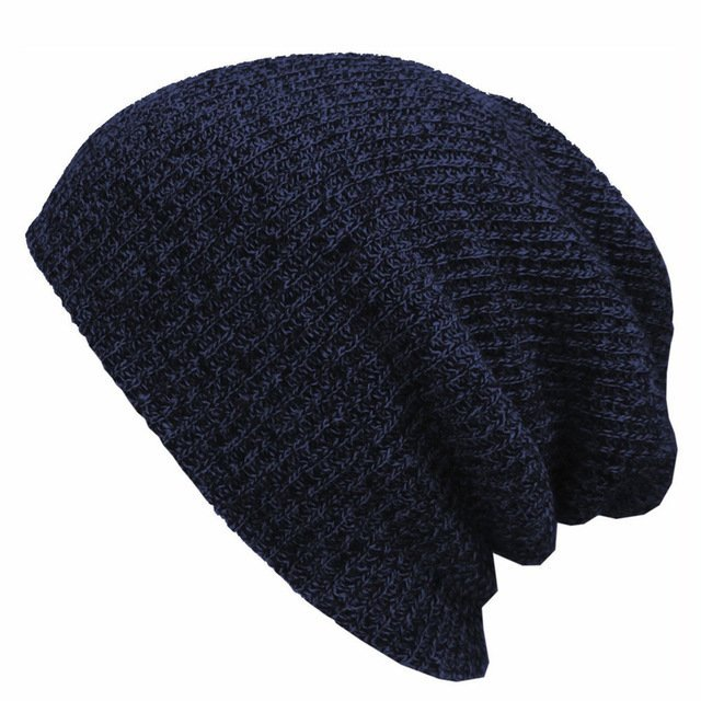 Winter Beanies Solid Color 19