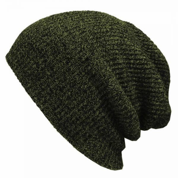 Winter Beanies Solid Color 12