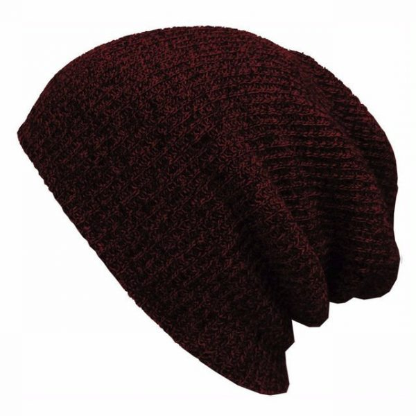 Winter Beanies Solid Color 26