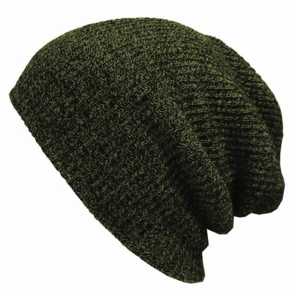 Winter Beanies Solid Color 7