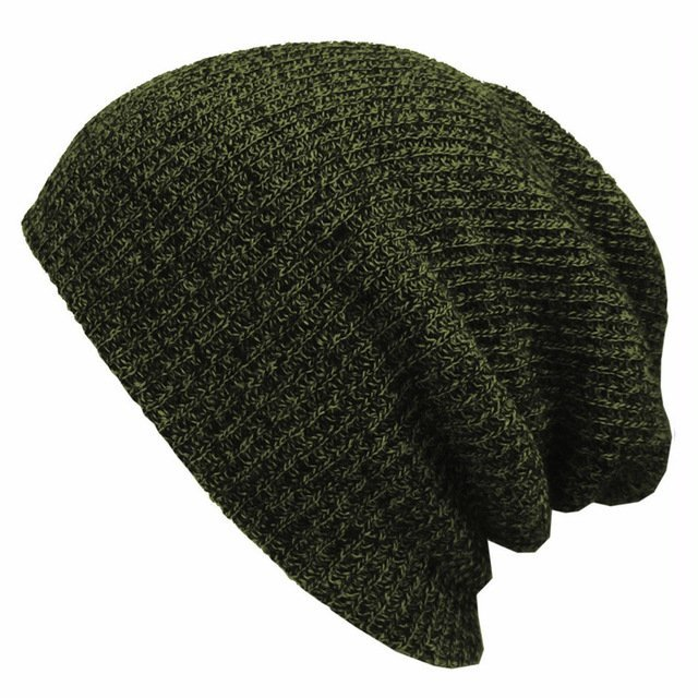 Winter Beanies Solid Color 13
