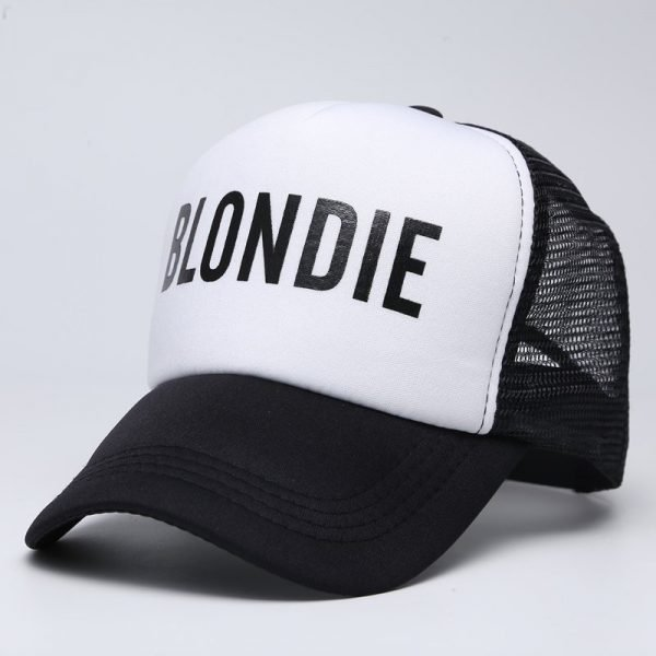BLONDIE BROWNIE Baseball caps 4