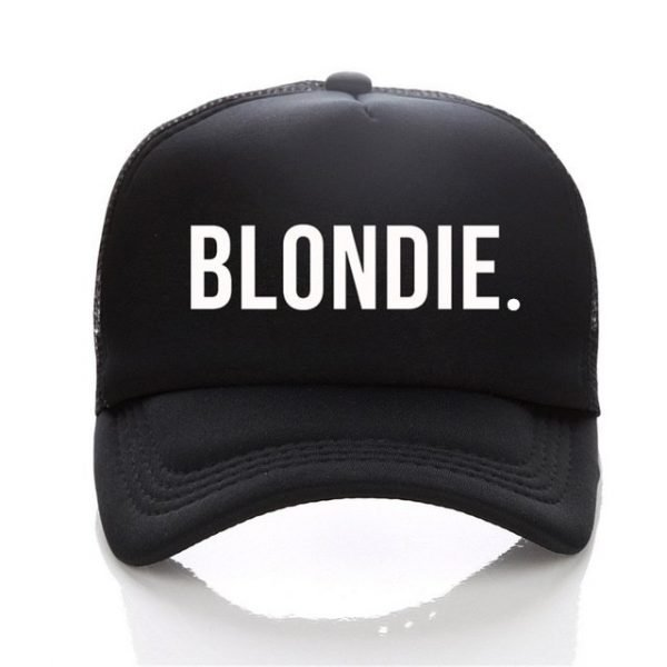 BLONDIE BROWNIE Baseball caps 16