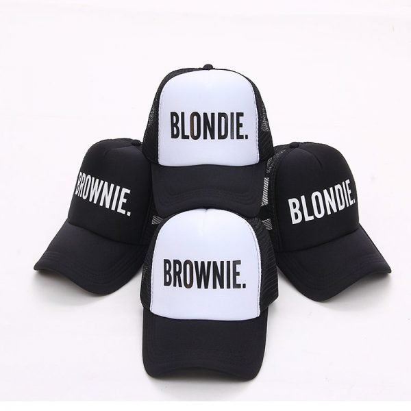 BLONDIE BROWNIE Baseball caps 10