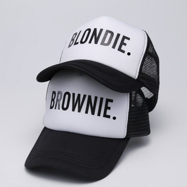 BLONDIE BROWNIE Baseball caps 2