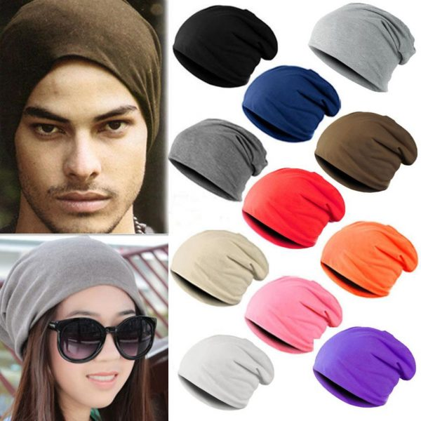 2020 Winter warm hats for women casual stacking knitted bonnet caps men hats solid color Hip hop Skullies unisex female beanies Best Price Unisex 2