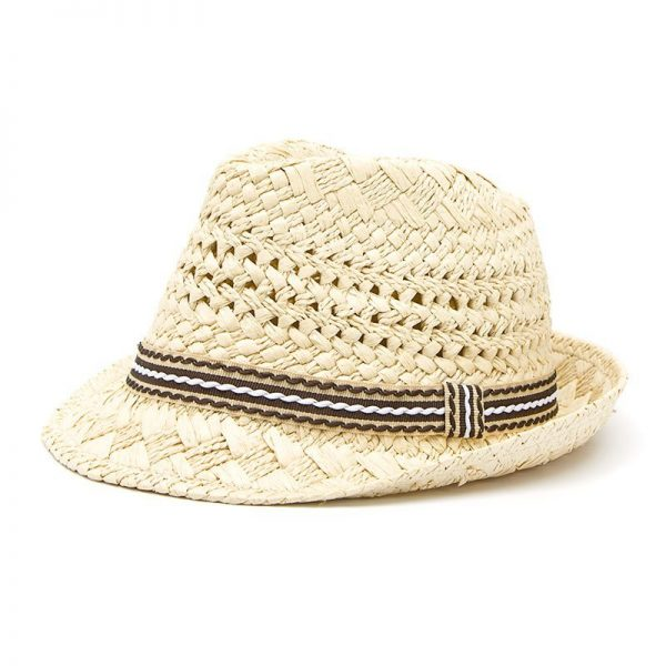 Fashion Handwork Women Summer straw Sun hat Boho Beach Fedora hat Sunhat Trilby Men Panama Hat Gangster Cap Good Pack 25 2