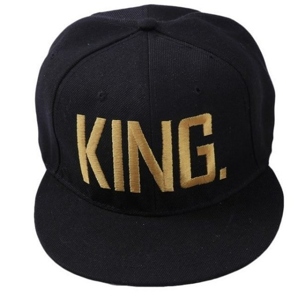 Fashion KING QUEEN Hip Hop Baseball Caps Embroider Letter Couples Lovers Adjustable Snapback Sun Hats for Men Women KH981562 16