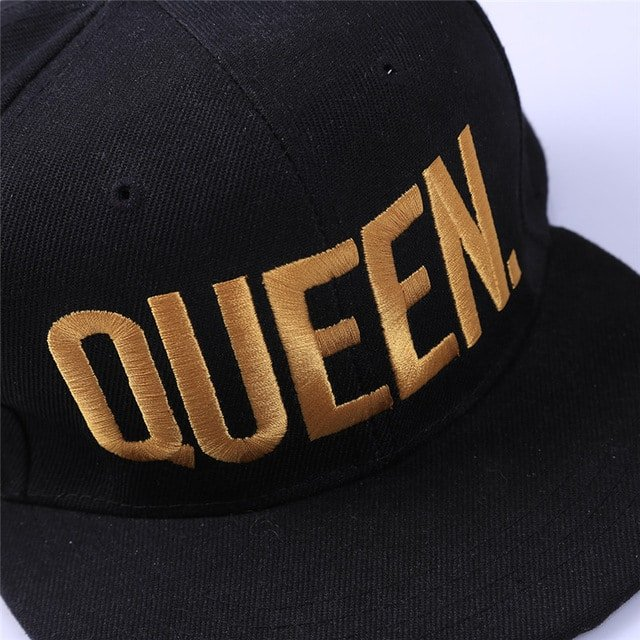 Fashion KING QUEEN Hip Hop Baseball Caps Embroider Letter Couples Lovers Adjustable Snapback Sun Hats for Men Women KH981562 19