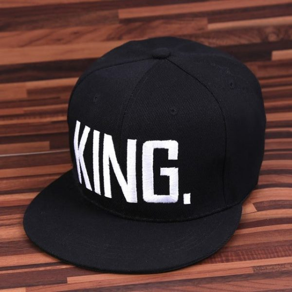 Fashion KING QUEEN Hip Hop Baseball Caps Embroider Letter Couples Lovers Adjustable Snapback Sun Hats for Men Women KH981562 12