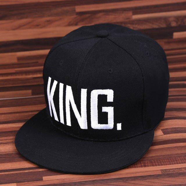 Fashion KING QUEEN Hip Hop Baseball Caps Embroider Letter Couples Lovers Adjustable Snapback Sun Hats for Men Women KH981562 13