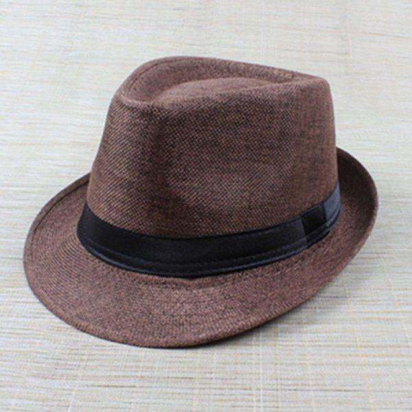 Hot Unisex Hat Women Hat Men Gangster Summer Beach Cap 8