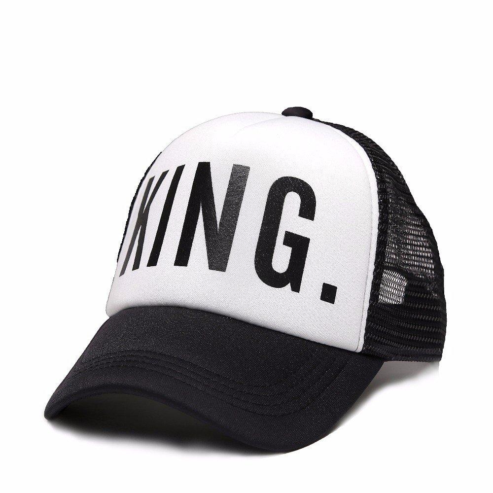 KING QUEEN Baseball Caps 5