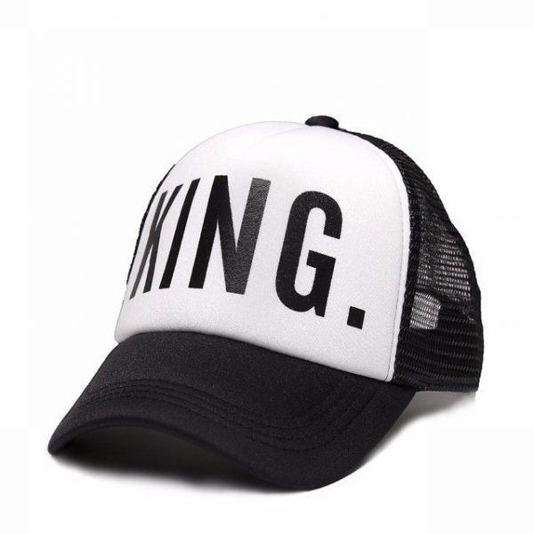 KING QUEEN Baseball Caps 18