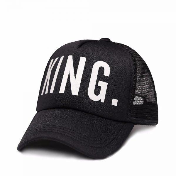 KING QUEEN Baseball Caps 8