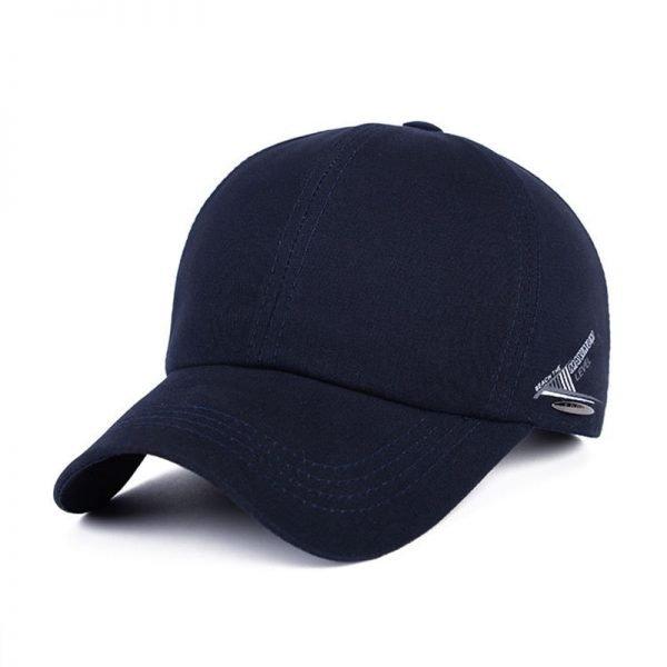 Solid Baseball Cap Men 3