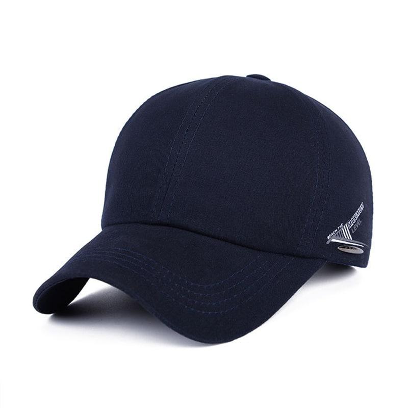 Solid Baseball Cap Men 5