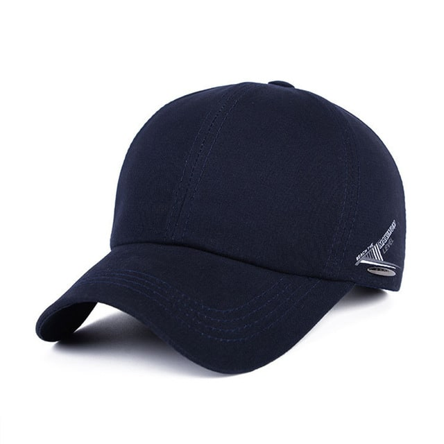 Solid Baseball Cap Men 15