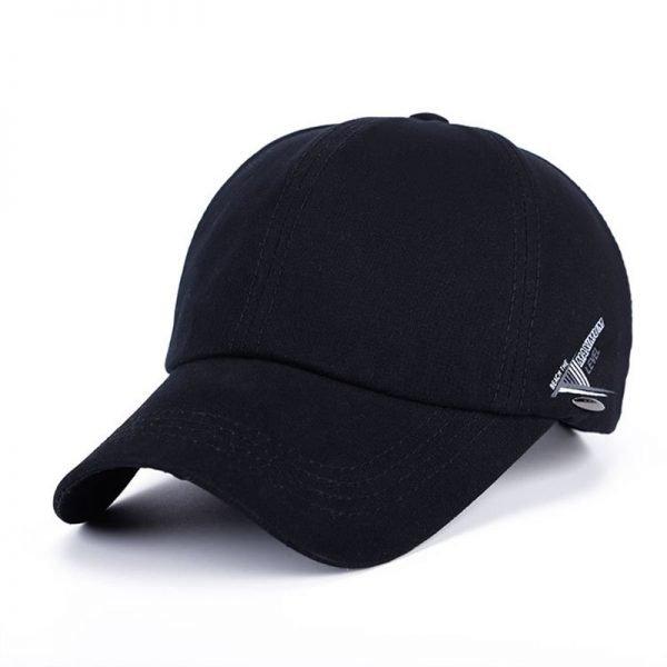 Solid Baseball Cap Men 1