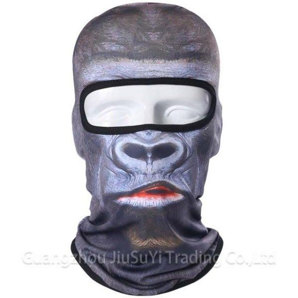 New 3D Animal Cat Dog Full Face Mask Winter Warmer 26