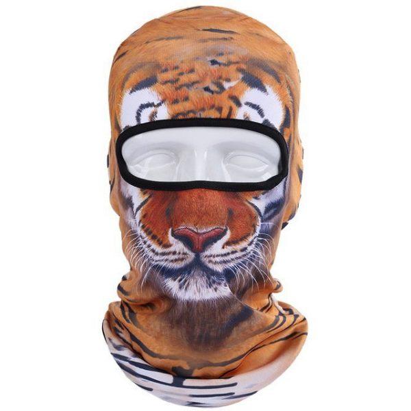 New 3D Animal Cat Dog Full Face Mask Winter Warmer 8