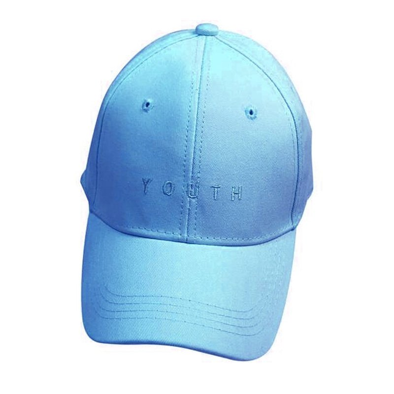 New Fashion Adult baseball Cap Cotton Caps Women Youth Letter Solid Cap 7