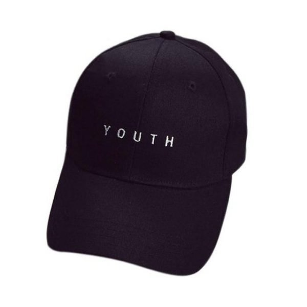 New Fashion Adult baseball Cap Cotton Caps Women Youth Letter Solid Cap 14