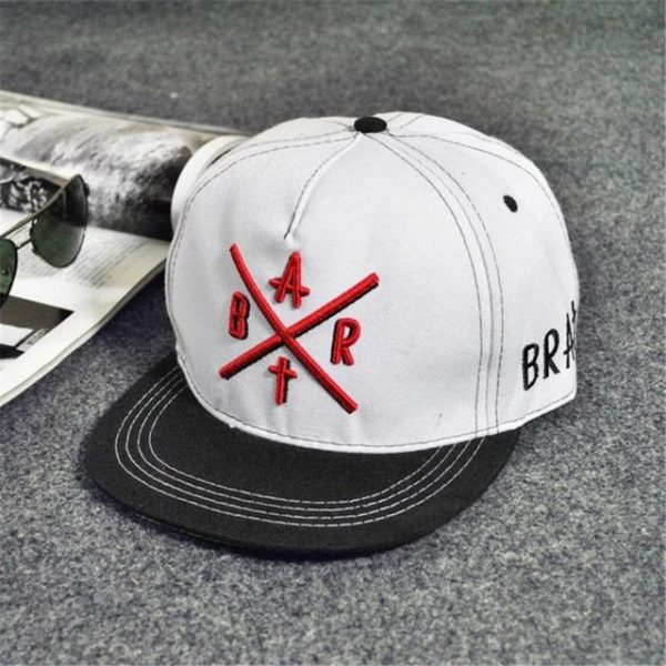 Embroidered baseball cap Cotton Fashion hats 54-60CM 22