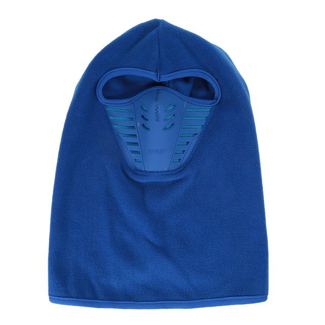 Winter Fleece Warm Hat Motorcycle Windproof Face Mask Hat Neck Helmet Beanies Unisex Bicycle Thermal Fleece Balaclava Hat 15