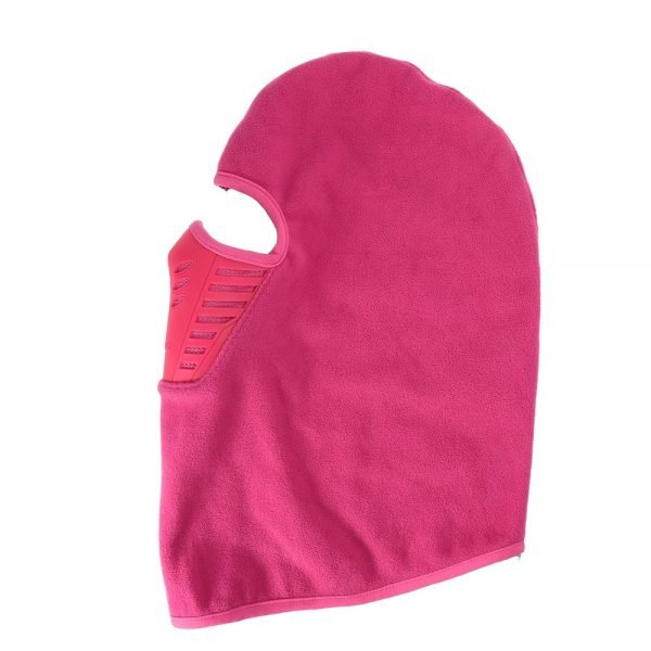 Winter Fleece Warm Hat Motorcycle Windproof Face Mask Hat Neck Helmet Beanies Unisex Bicycle Thermal Fleece Balaclava Hat 8