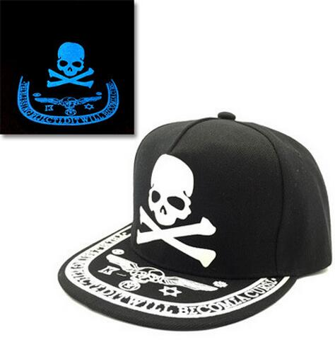 Baseball Cap Hip Hop Fluorescent Light Snapback Caps - Luminous Hat 46