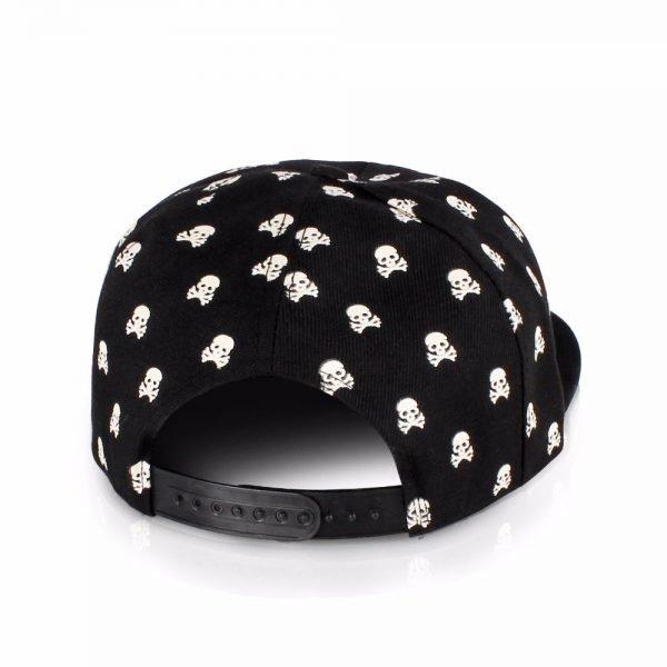 Baseball Cap Hip Hop Fluorescent Light Snapback Caps - Luminous Hat 12