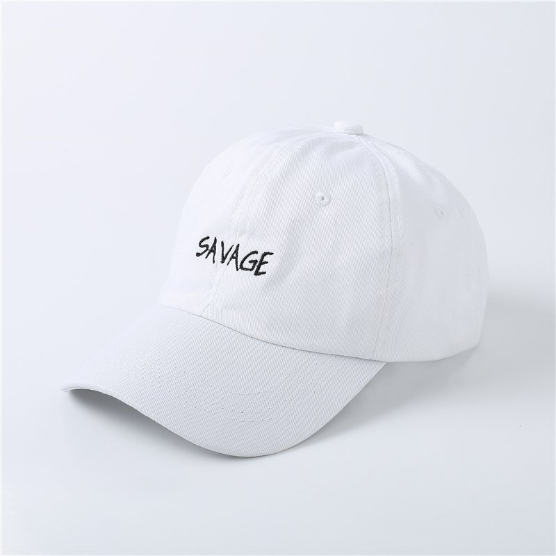 100% Cotton Embroidery SAVAGE Hats 2017 Exclusive Dad Hat Baseball Cap Men and Women Good Gift Summer Tourism Savage Snapback 7