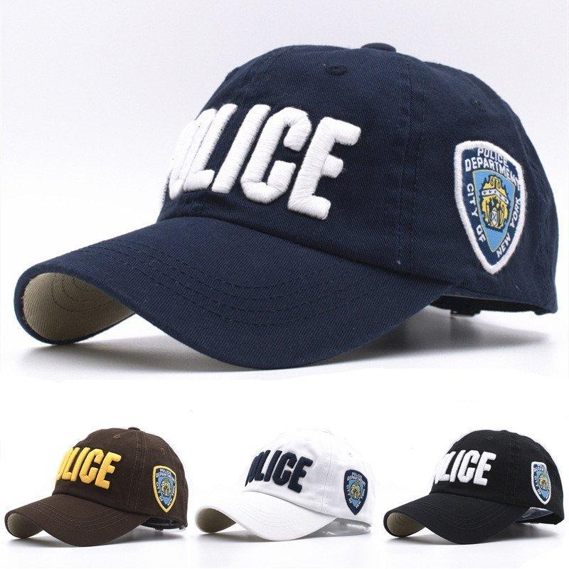 11 Colors Kids High Quality Cotton Police Baseball Caps for Boys Girls Bone  Gorras Hat Snapback Caps - Cap shop  787754d7af1