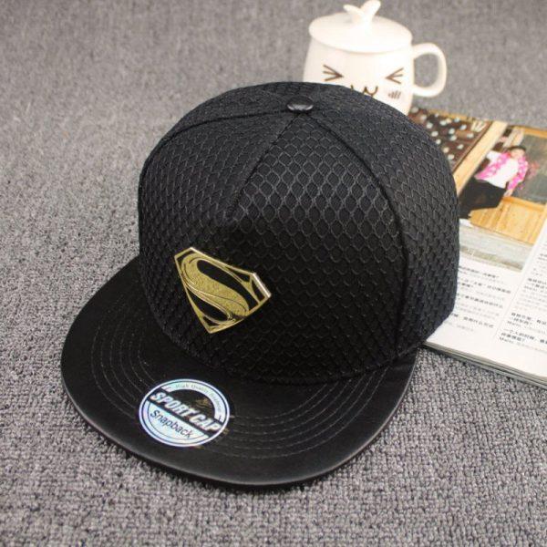 New Fashion Summer Brand Superman Baseball Cap Hat For Men WomenTeens Casual Bone Hip Hop Snapback Caps Sun Hats 4