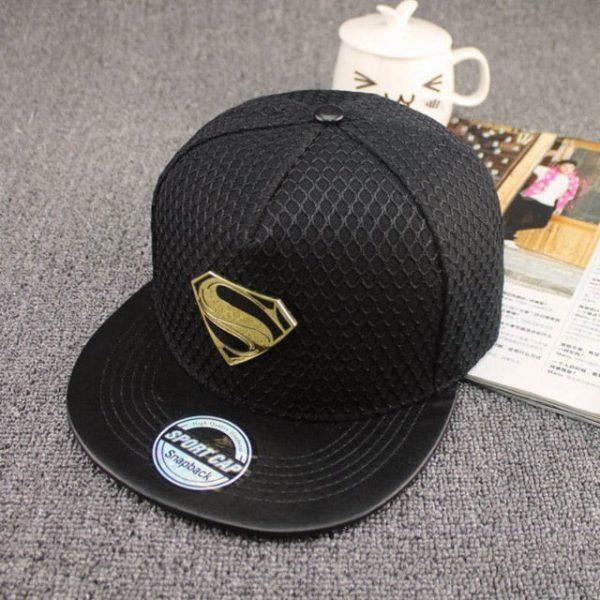 New Fashion Summer Brand Superman Baseball Cap Hat For Men WomenTeens Casual Bone Hip Hop Snapback Caps Sun Hats 14