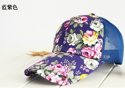 hot sale female floral baseball hat for women spring and summer casual cap girls sun snapback hats for sport l leisure 20