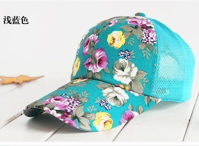 hot sale female floral baseball hat for women spring and summer casual cap girls sun snapback hats for sport l leisure 22