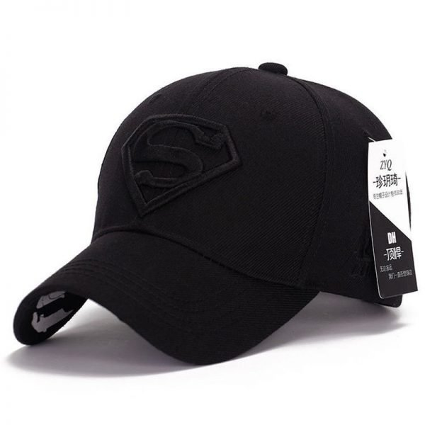 Gorras Superman Cap Casquette Superman Baseball Cap Men Brand Women Bone Diamond Snapback For Adult Trucker Hat 4