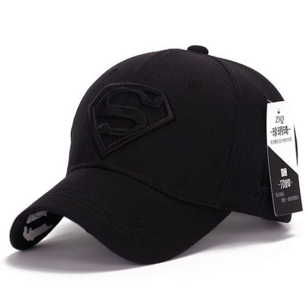 Gorras Superman Cap Casquette Superman Baseball Cap Men Brand Women Bone Diamond Snapback For Adult Trucker Hat 18