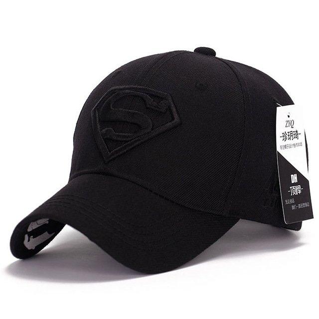 Gorras Superman Cap Casquette Superman Baseball Cap Men Brand Women Bone Diamond Snapback For Adult Trucker Hat 17
