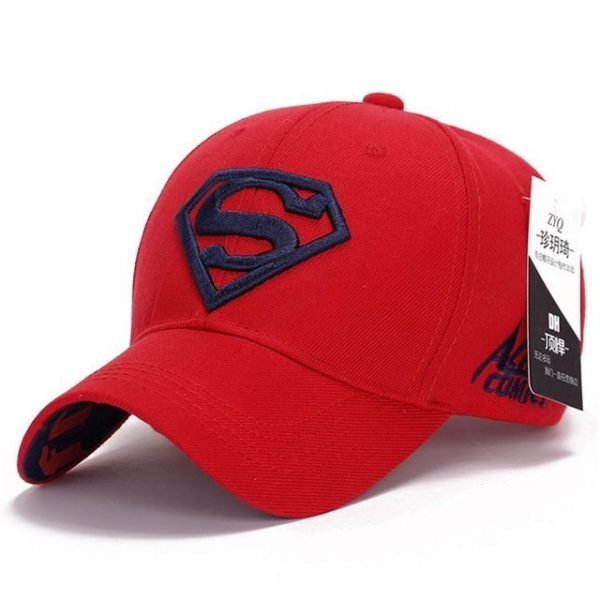 Gorras Superman Cap Casquette Superman Baseball Cap Men Brand Women Bone Diamond Snapback For Adult Trucker Hat 20